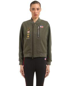 Nike | Полушерстяная Куртка Nikelab Riccardo Tisci
