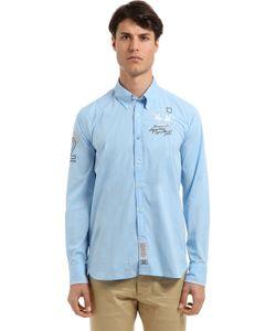 La martina | Рубашка Из Стретч Поплин