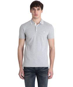 Polo Ralph Lauren   Рубашка-Поло Из Хлопка Пике