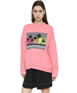 Alexander Wang | Oversized Sweatshirt W Knit Patch