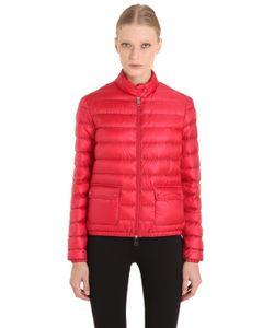 Moncler | Куртка Lans Longue Saison Из Нейлона