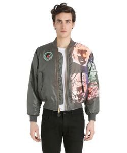 PATRICIA FIELD ART FASHION | Scooter Laforge Hand-Painted Jacket