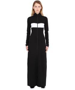 FENTY X PUMA | Zip-Up Knit Maxi Dress