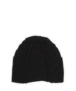 DEMOBAZA | Moon Heavy Wool Beanie Hat