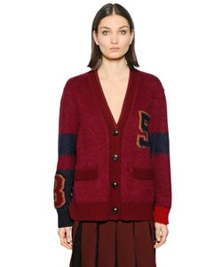 TOMMY HILFIGER COLLECTION | Varsity Wool Cardigan