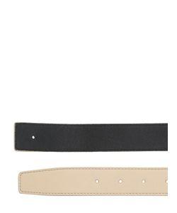 ETTORE BUGATTI COLLECTION   Leather Belt