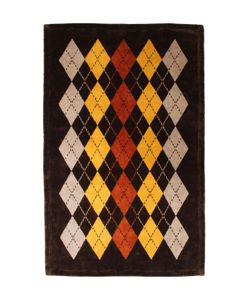 CARRARA | Polo Argyle Cotton Rug