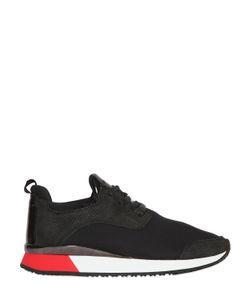 Crime | 20mm Leather Neoprene Sneakers