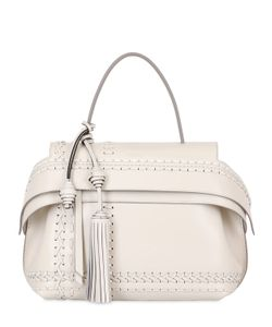Tod'S | Wave Leather Top Handle Bag For Lvr