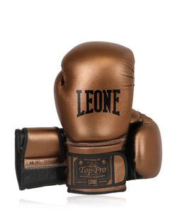 LEONE 1947 | 10oz Metallic Leather Boxing Gloves