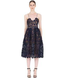 SELF-PORTRAIT   Кружевное Платье Azalea