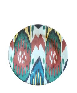 LES OTTOMANS | Керамическая Обеденная Тарелка С Принтом