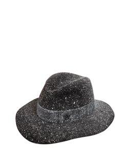 Maison Michel | Шляпа Henrietta Graphic Из Кроличьего Фетра
