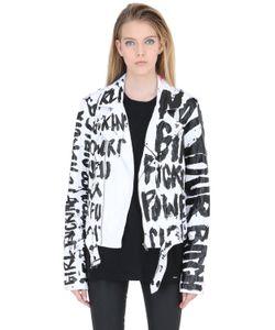 PATRICIA FIELD ART FASHION   Куртка Из Винила Marge Simpson Iris Bonner