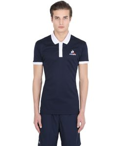 Le Coq Sportif | Рубашка-Поло Для Тенниса Luto Из Нейлона