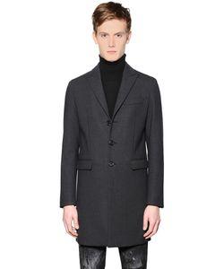 Dsquared2 | Шерстяное Пальто