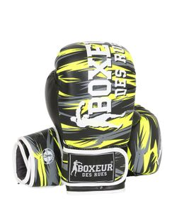Boxeur Des Rues   Боксёрские Перчатки Из Синтетического Материала