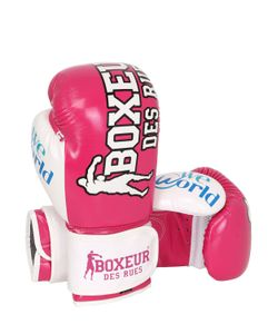 Boxeur Des Rues | Боксёрские Перчатки Из Синтетического Материала