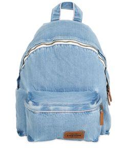 Eastpak | Рюкзак Из Хлопкового Деним 24Л