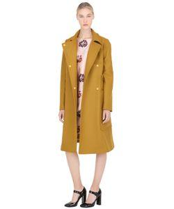 Rochas | Двубортное Шерстяное Пальто