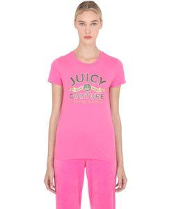 Juicy Couture | Футболка Из Хлопкового Джерси С Логотипом