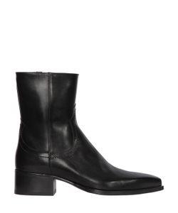 Dsquared2 | Кожаные Ботинки В Ковбойском Стиле