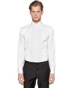Dsquared2 | Рубашка Из Стретч Поплин С Пластроном