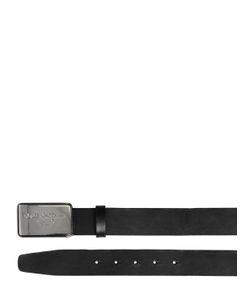 Dolce & Gabbana | Кожаный Ремень С Логотипом На Пряжке 30mm