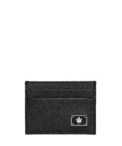 Dolce & Gabbana | Кредитница Из Кожи Dauphine
