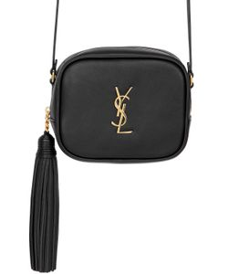 Saint Laurent | Кожаная Сумка Monogram Blogger