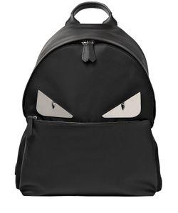 Fendi | Рюкзак Monster Из Нейлона И Кожи