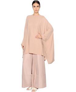 Valentino | Платье Из Шёлкового Жоржета