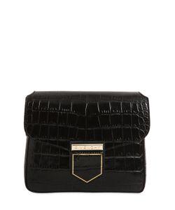 Givenchy | Кожаная Сумка Nobile С Крокодиловым Тиснением