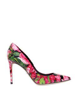 Dolce & Gabbana | Туфли Kate Из Лакированной Кожи 85mm