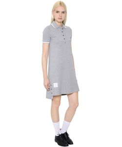 Thom Browne | Платье Из Хлопка Пикé
