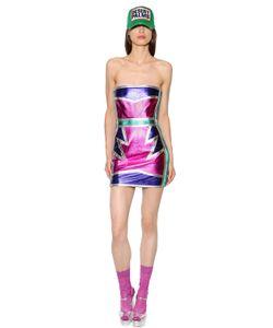 Dsquared2 | Платье Из Кожи Наппа