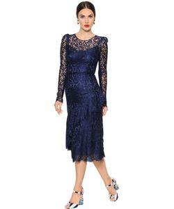 Dolce & Gabbana   Кружевное Платье