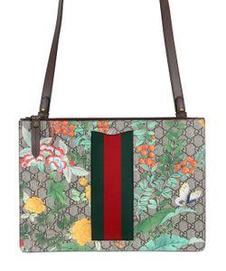 Gucci | Клатч С Цветочным Принтом