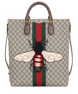Gucci | Сумка Gg Supreme С Нашивкой Пчела
