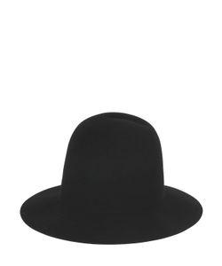 Gucci | Шляпа Из Кроличьего Фетра