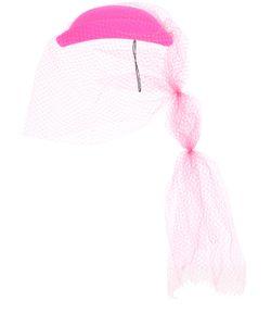 Gucci | Шляпа Agnes Из Кроличьего Фетра С Вуалью