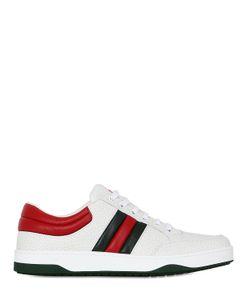 Gucci | Кожаные Кроссовки Ronnie