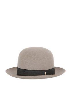 SUPERDUPER | Шляпа Hurricane Из Кроличьего Фетра