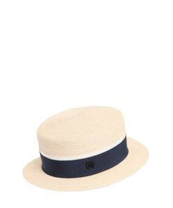 Maison Michel | Соломенная Шляпа Auguste