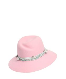 Maison Michel | Шляпа Rosa Из Кроличьего Фетра