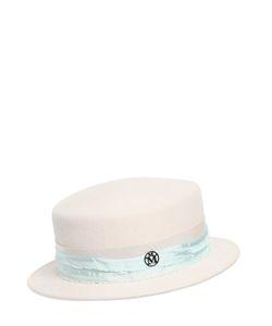 Maison Michel | Шляпа Auguste Из Кроличьего Фетра