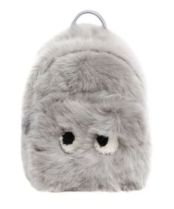 Anya Hindmarch | Рюкзак Из Овчины И Кожи