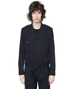 Maison Margiela   Хлопковая Куртка В Стиле Милитари