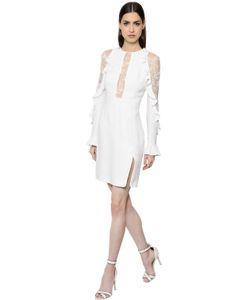 Elie Saab | Платье Из Кади И Кружева