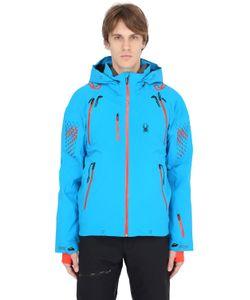 Spyder | Лыжная Куртка Pinnacle Из Непромокаемого Нейлона